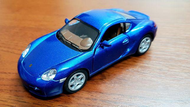 Модель автомобиля Porsche Cayman S