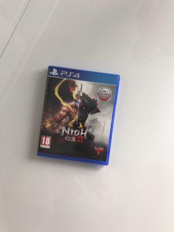 Nioh 2 ps4