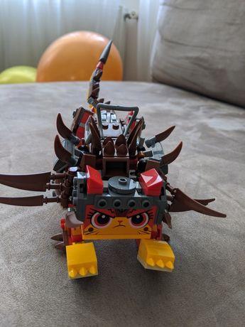Кот-дракон Lego лего