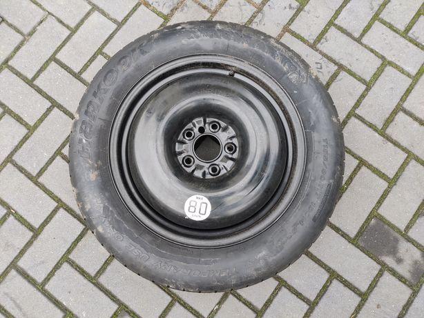 Koło zapasowe dojazdowe Renault Koleos