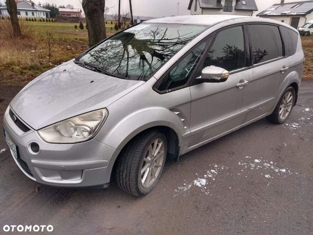 Ford S-Max Ford S max 7 osobowy, 2006 rok