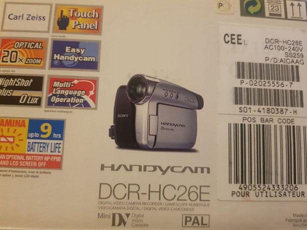 sony handycam dcr-hc26e