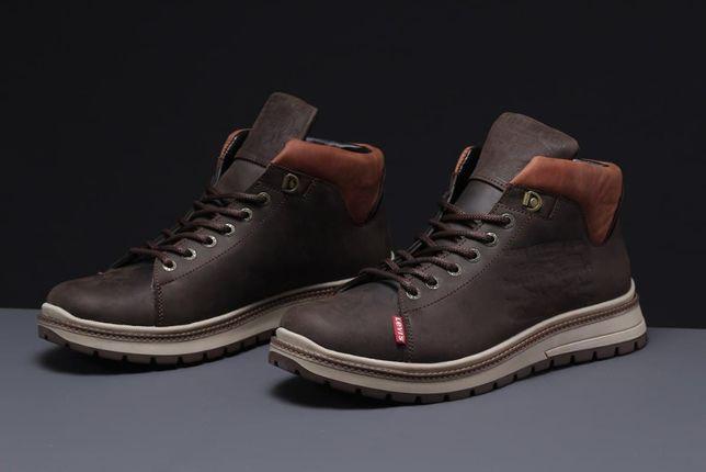 зимнее, Кроссовки. Ботинки, мужские - кросовки - Levi's 31611