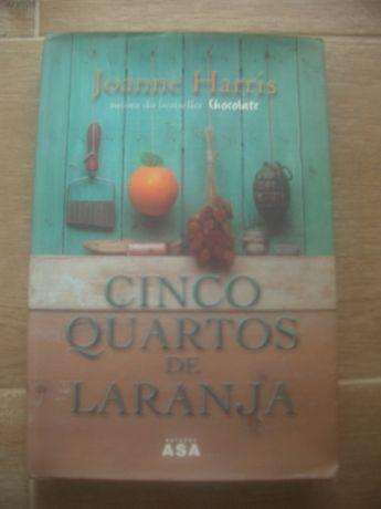 Cinco quartos de laranja, Joanne Harris