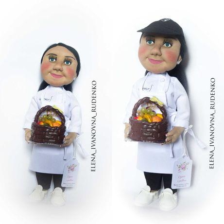 Кукла по фото, ручная работа!