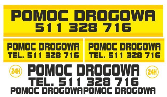 Tania 24/7 POMOC DROGOWA,TRANSPORT ! Szubin, Żnin, Nakło, S5, cała PL!