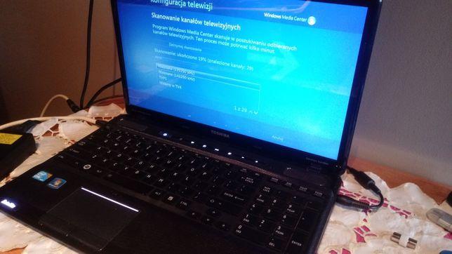 Toshiba a660 - 16m z wbudowanym dekoderem dvbt tv plus pilot