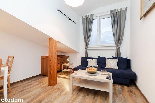 2 Pokojowe mieszkanie przy Metrze Kabaty