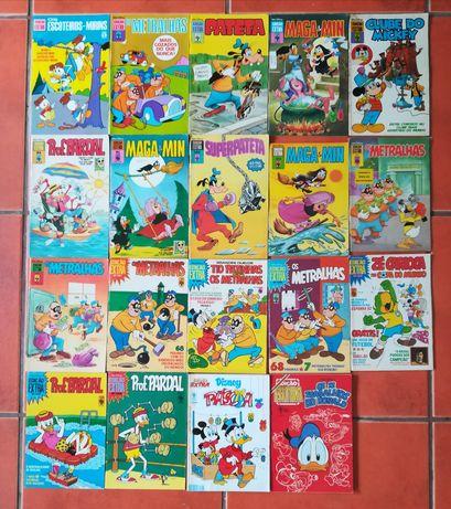 19 Livros Disney Extra+2 Livros Disneylandia maiores que A4