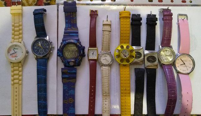 Разные часы  все
