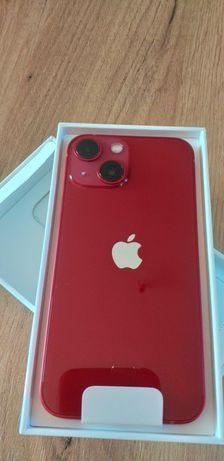 iPhone 13 Mini, 4Gb 256Gb RED Nowy prosto z salonu!