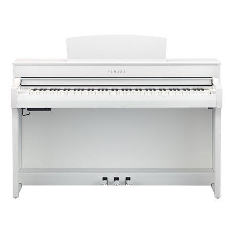Yamaha CLP-745 White, biała - pianino cyfrowe