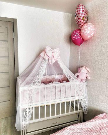 Детская кроватка 120х60