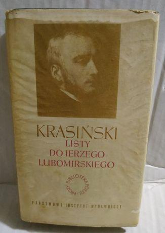 Krasiński listy do Jerzego Lubomirskiego A236