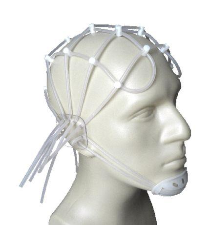 Czepek do badania EEG Nowy !!!