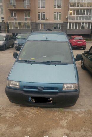 Продаю Fiat Scudo 1999