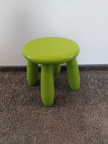 Krzesełko taboret krzesło Ikea Mamut