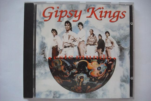 "GIPSY KINGS - ""Este Mundo"" - CD"