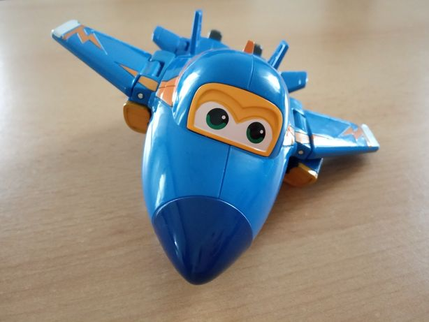 Super Wings samolot transformujący się Lotek (Jerome)