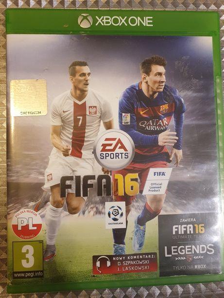 FIFA 16 Xbox one - Możliwa wysyłka.