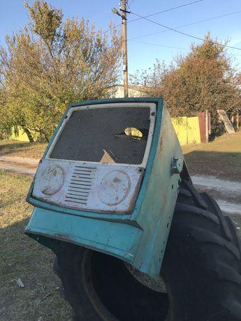 Обліцовка до трактора ЮМЗ-6