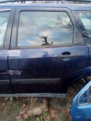 Дверь задняя Форд Фокус 1, Мондео 2
