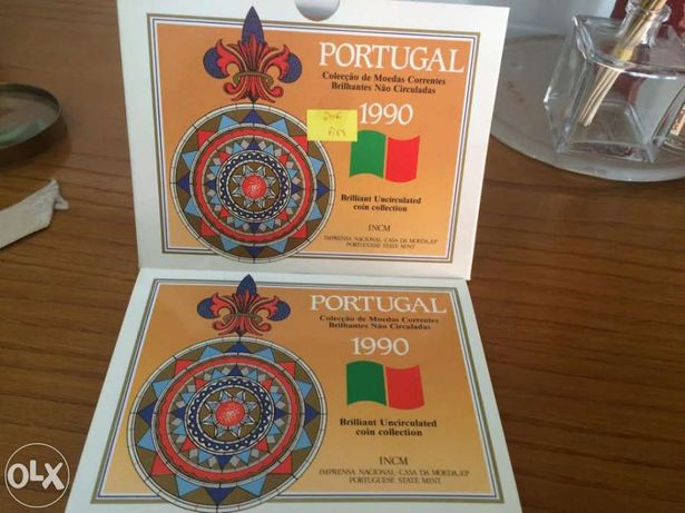 Coleção Moedas de Portugal