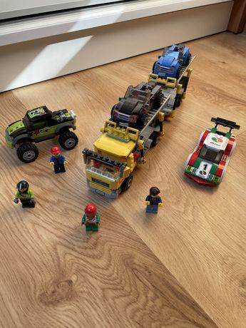Lego Cty 66523 Laweta z samochodami