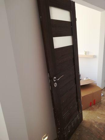 Drzwi prawe 2 szt po remontowe