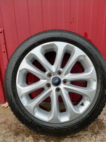 Alufelgi opony zimowe 17cal Ford