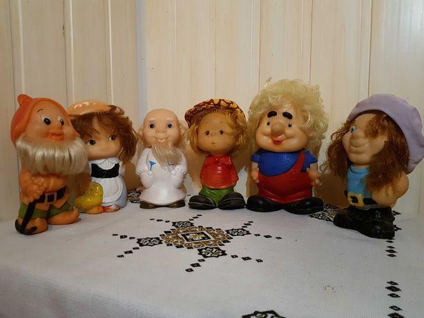 Резинові іграшки часів ссср.