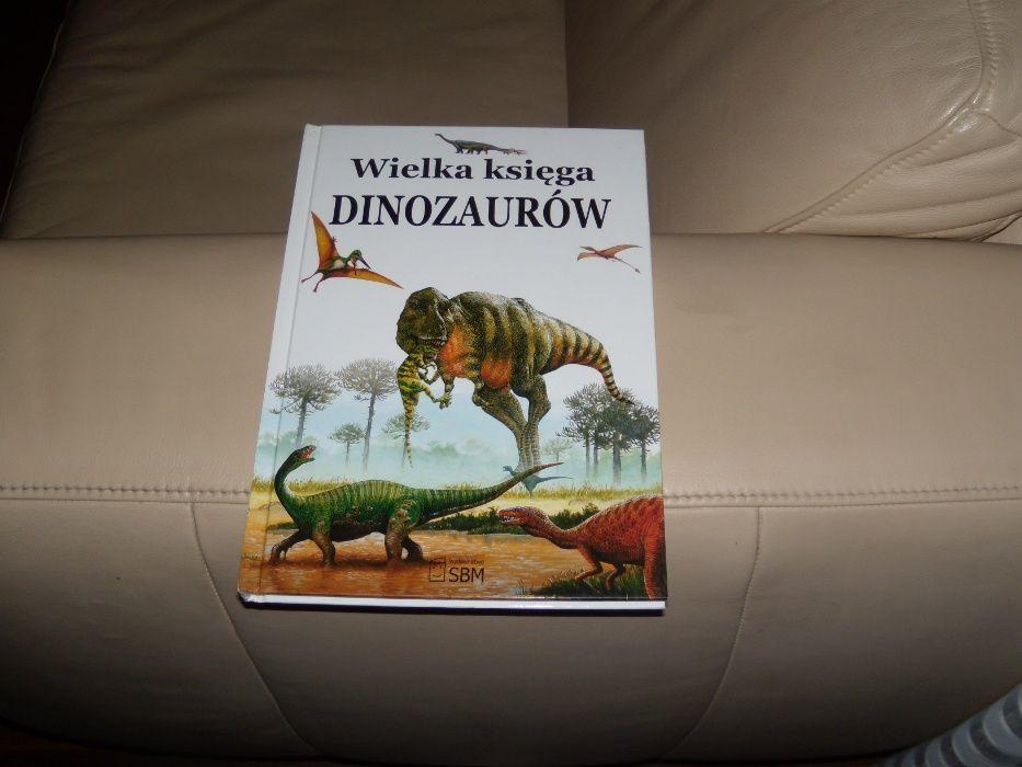 Wielka księga dinozaurów Dougal Dixon Warszawa - image 1