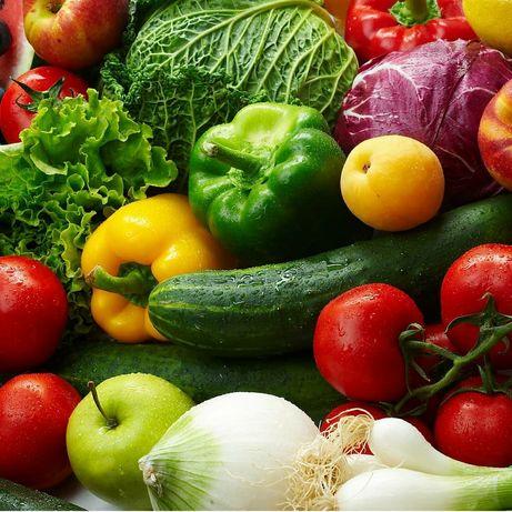 Доставка Овощи фрукты и зелень