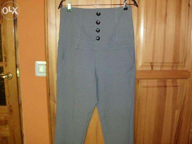 Eleganckie spodnie Bershka rozm 40-42 + Gratis.