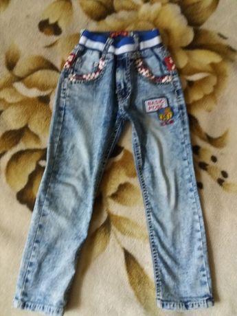 джинсы варенки на мальчика
