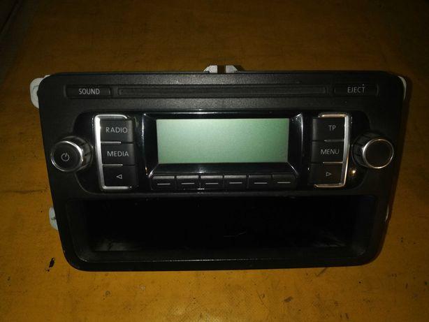 radio CD VW Polo 6R Golf 6