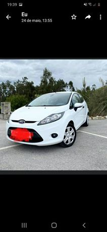 Ford Fiesta Comercial