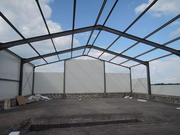 Konstrukcja stalowa 15x30x5m HALA stalowa Producent