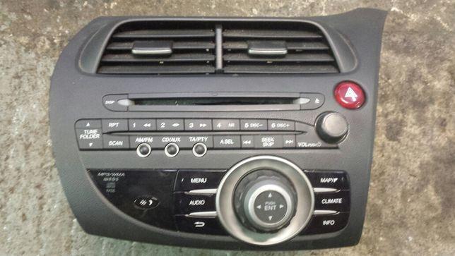Honda Civic VIII UFO radio z nawigacją