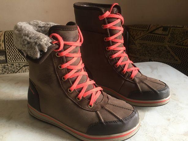 Зимние ботинки для девочки Columbia