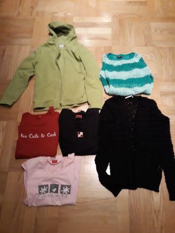 Bluzy, bluzki dla dziewczynki 146-158
