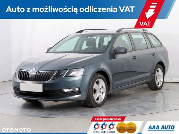 Škoda Octavia 2.0 TDI, Salon Polska, 1. Właściciel, DSG, VAT 23%, Navi, Klimatronic,