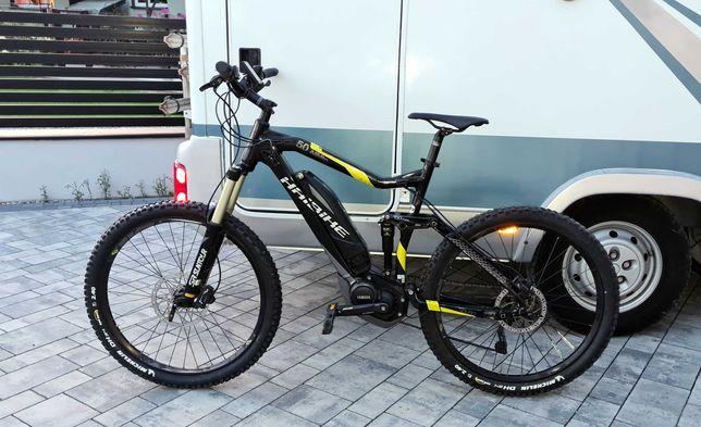 Rower Elektryczny Enduro HAIBIKE Full Yamaha
