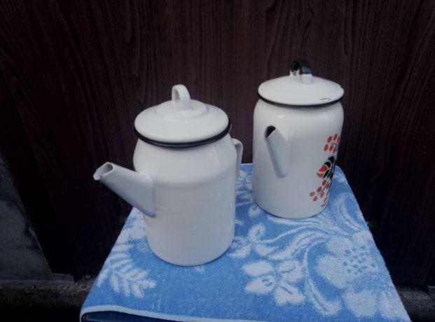 Эмалированный чайник СССР