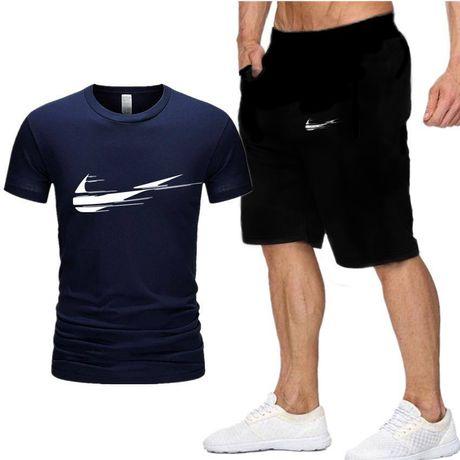 Футболка і шорти костюм спортивний літо