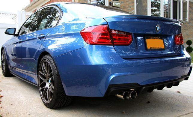 Dyfuzor zderzaka BMW F30 M Performance