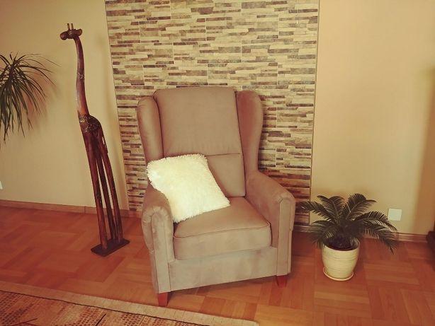 Fotel Uszak - Nowy!