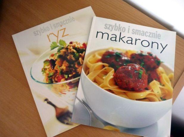 Szybko i smacznie Makarony i Ryż