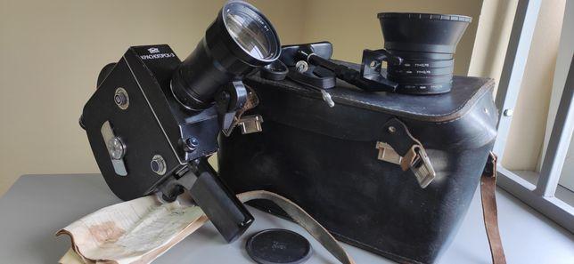 Видеокамера Красногорск 3 совецкая СССР