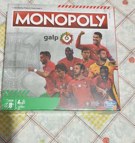 Jogo Monopolio / Monopoly da federação portuguesa do futebol (novo)